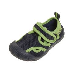 Playshoes---Aqua-sandals-for-kids---Navy/green