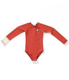 Tenue-de-Soleil---UV-Bathing-suit-for-girls---Malie---Sunny-Peach