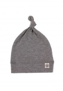 Cloby---UV-resistant-Beanie-hat-for-babies---Stone-Grey