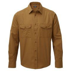 Craghoppers---UV-Shirt-for-men---Longsleeve---Kiwi---Rubber