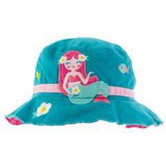 Stephen-Joseph---Bucket-hat-for-kids---Mermaid