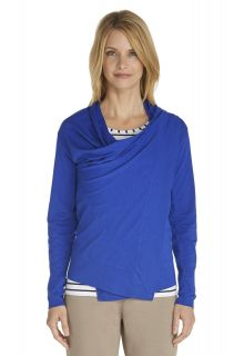 Coolibar---UV-Sun-Wrap---cobalt-blue