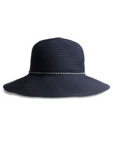 Coolibar---UV-bucket-hat-for-women---Navy