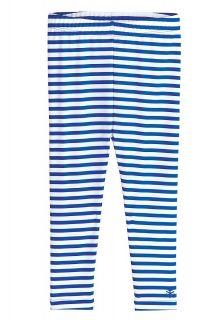 Coolibar---UV-swim-leggings-for-babies---blue-white-striped