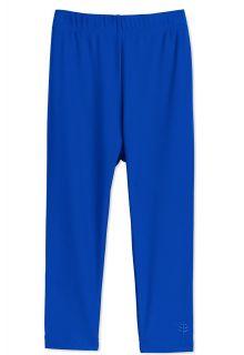 Coolibar---UV-swim-leggings-for-babies---Blue-wave
