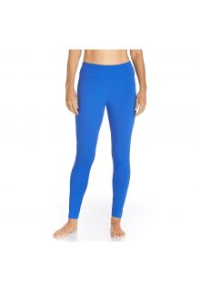 Coolibar---UV-swim-leggings-for-women---Baja-blue