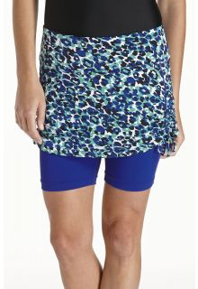 Coolibar---Skirted-UV-Swim-Shorts---Sea-Glass