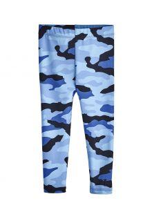 Coolibar---UV-Swim-Legging-for-babies---Wave-Tights---Nautical-Camo
