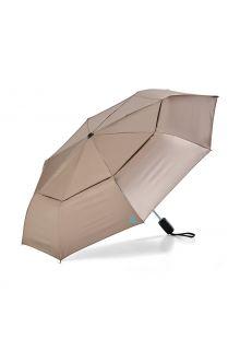 Coolibar---UV-resistant-Umbrella---Sodalis-Travel---Gold/Aqua