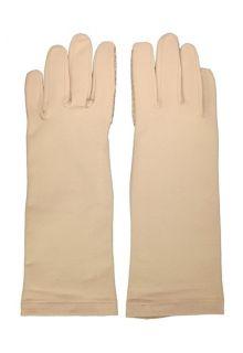 Coolibar---UV-resistant-gloves---Beige