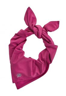 Coolibar---UV-resistant-Sport-Bandana-for-adults---Virasana---Rhubarb