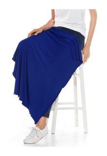 Coolibar---UV-resistant-Sun-Blanket---Savannah---Sapphire-Blue