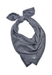 Coolibar---UV-resistant-Sport-Bandana-for-adults---Virasana---Navy