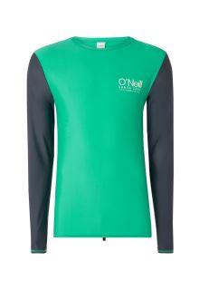 O'Neill---Men's-UV-shirt---Longsleeve---Cali---Salina-Green