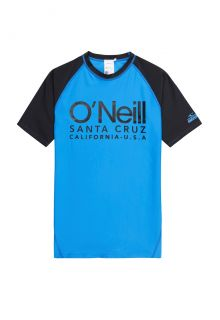 O'Neill---Boys'-UV-shirt-with-short-sleeves---Cali---Ruby-Blue