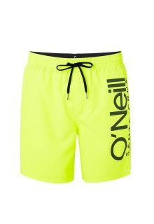O'Neill---Men's-Swim-shorts---Original-Cali---New-Safety-Yellow