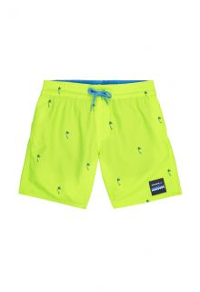 O'Neill---Boys'-Swim-shorts---Mini-Palms---Yellow