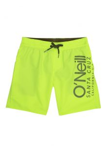 O'Neill---Boys'-Swim-shorts---Cali---New-Safety-Yellow