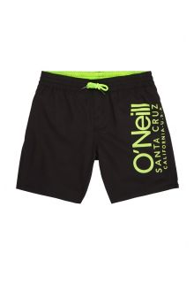 O'Neill---Boys'-Swim-shorts---Cali---Black-Out