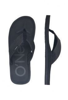 O'Neill---Men's-Flip-flops---Chad-Logo---Black-Out