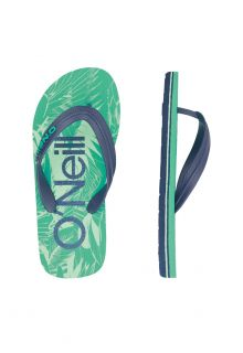 O'Neill---Boys'-Flip-flops---Profile-Summer---Green