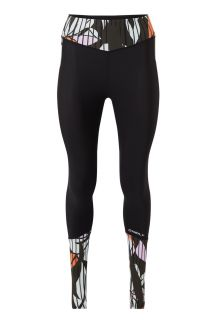 O'Neill---Women's-UV-swim-leggings---Xplr---Black/Darkgreen