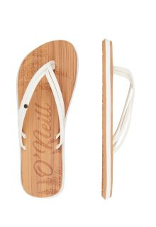 O'Neill---Women's-Flip-flops---Ditsy---Powder-White