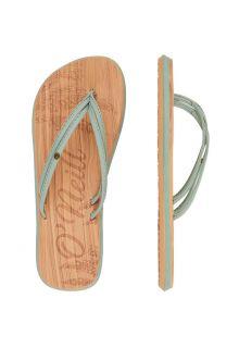 O'Neill---Women's-Flip-flops---Ditsy---Lily-Pad