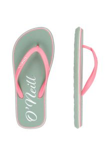 O'Neill---Girls'-Flip-flops---Logo---Lily-Pad