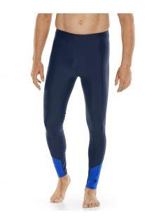 Coolibar---UV-Swim-Legging-for-men---Point-Break---Navy