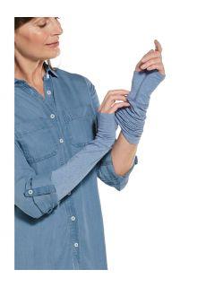 Coolibar---UV-Sun-Sleeves-for-women---LumaLeo---Light-Blue