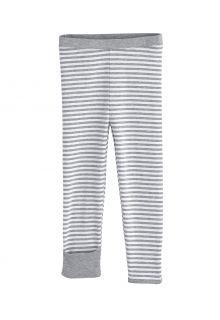Coolibar---UV-Leggings-for-babies---LumaLeo---Grey/White