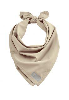 Coolibar---UV-resistant-Bandana-for-adults---Mackinac---Khaki