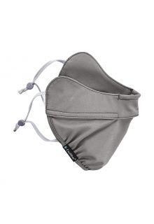 Coolibar---UV-resistant-Half-Mask-for-adults---Zenith---Space-Grey
