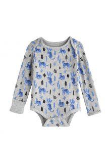 Coolibar---UV-Onesie-for-babies---LumaLeo-Bodysuit---Grey-Leopard