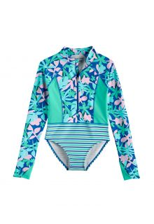 Coolibar---UV-Longsleeve-bathingsuit-for-girls---Koko---Marlin-Blue