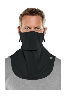 Coolibar---UV-resistant-Layered-Mask-for-adults---Vermilion---Black