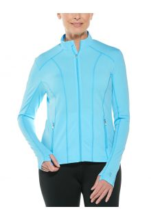 Coolibar---UV-Swim-Jacket-for-women---Malawi---Ice-Blue
