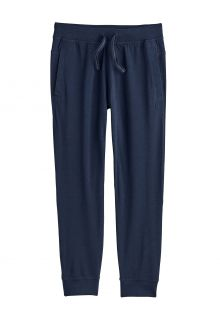 Coolibar---Casual-UV-Jogger-pants-for-kids---Conico---Navy