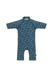 Lässig---UV-Swim-suit-for-babies---Sunsuit-Waves---Blue