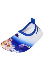 Playshoes---Uv-water-shoes-for-children---Underwater-World---Blue-seaprint
