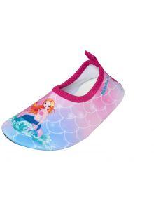 Playshoes---Uv-water-shoes-for-girls---Mermaid---Pink/Mermaid