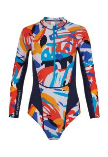 O'Neill---UV-Surf-bathingsuit-for-women---Longsleeve---Suru---AOP