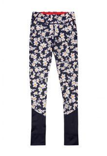 O'Neill---UV-Swim-legging-for-girls---Print---Flower-AOP