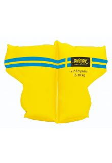 Swimpy---floating-armbands-2-6-years---yellow