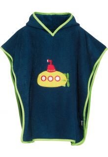 Playshoes---Baby-towel-with-hoodie---Submarine
