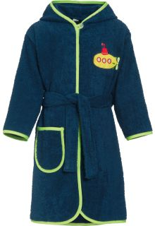 Playshoes---Bathrobe-with-hoodie-for-boys---Submarine