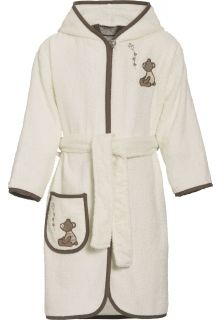 Playshoes---Bathrobe-with-hoodie-for-girls---Teddy