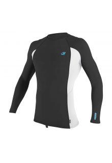 O'Neill---Men's-UV-shirt---Longsleeve---Premium-Rash---Raven