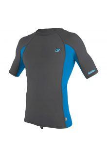 O'Neill---Men's-UV-shirt---Short-sleeves---Premium-Rash---Smoke